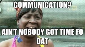communication -2