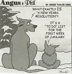 New Year's Humor